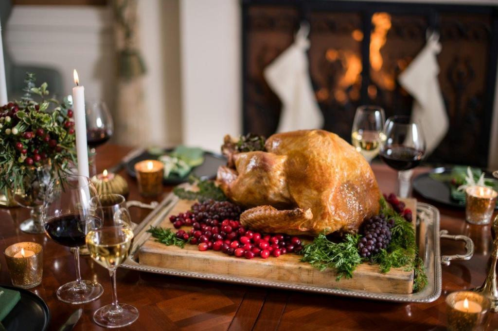 Thanksgiving Dinner In Orange County  39 ideas for where to eat a Thanksgiving meal in Southern