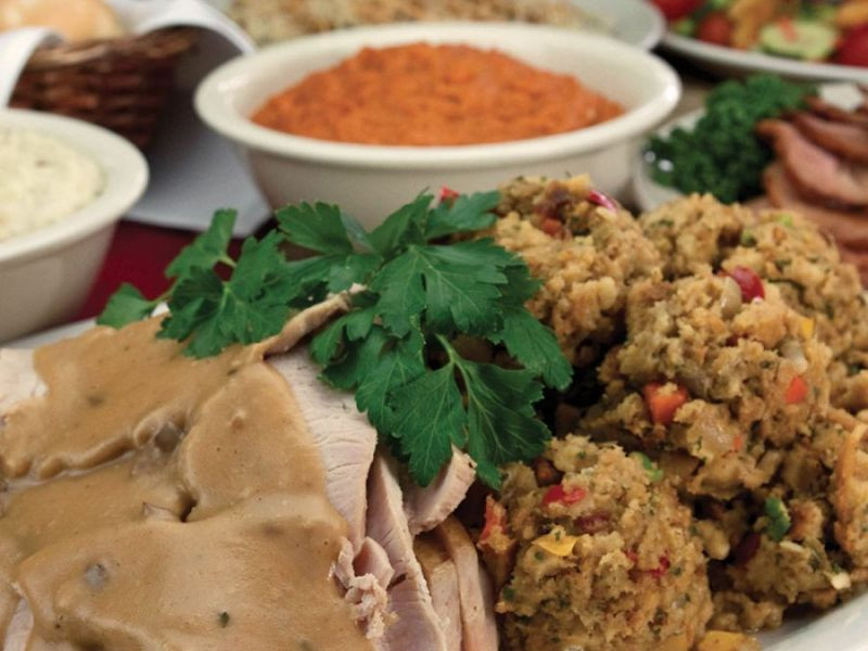 Thanksgiving Dinner In Orange County  Where to Thanksgiving Dinner in Orange County Try
