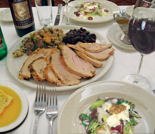 Thanksgiving Dinner In Orange County  O C guide to Thanksgiving dining – Orange County Register