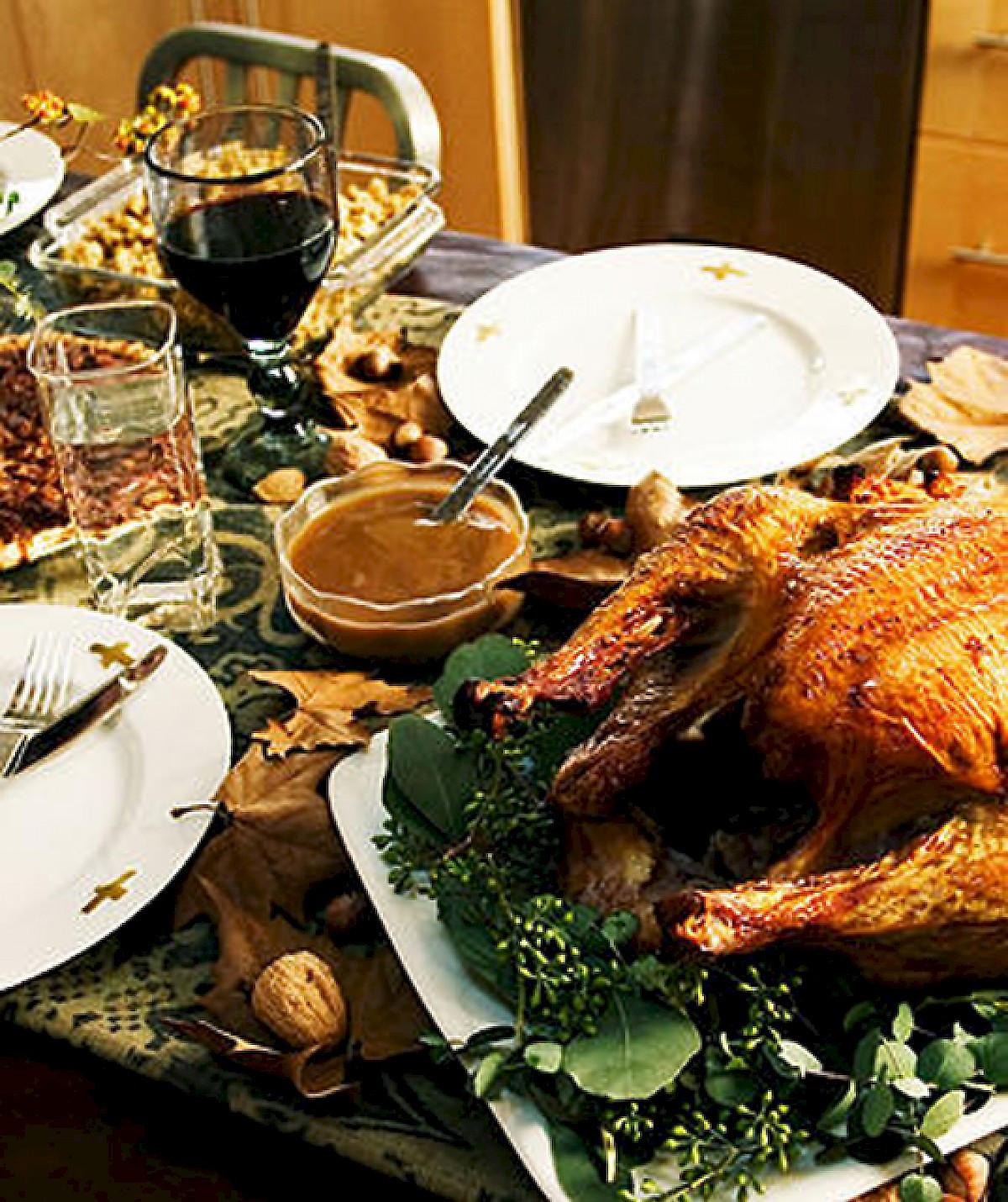 Thanksgiving Dinner Restaurants 2019  Wildfox Restaurant in Novato Thanksgiving Dinner