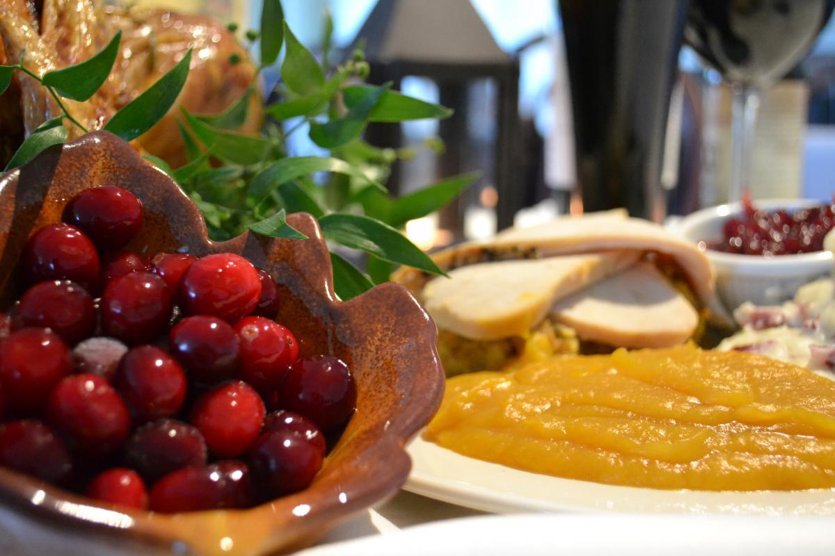 Thanksgiving Dinner Restaurants 2019  Thanksgiving Dining