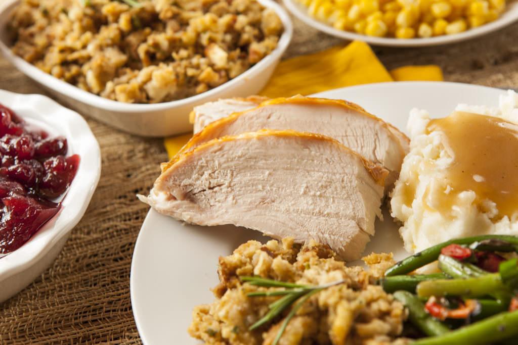 Thanksgiving Dinner Restaurants 2019  11 Fast Food Restaurants Open on Thanksgiving Day Fast