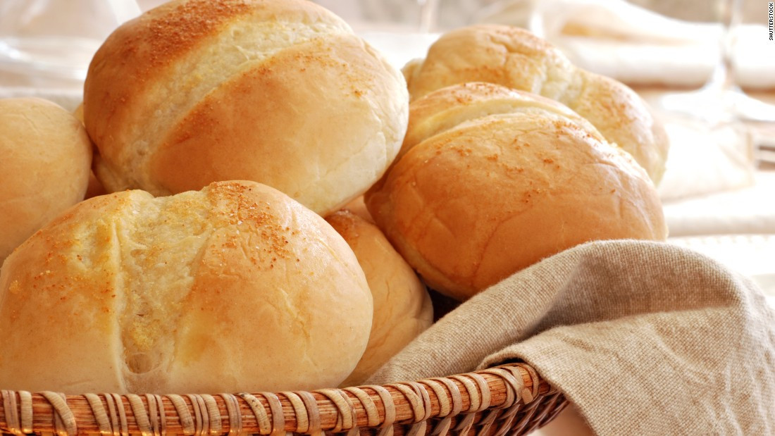 Thanksgiving Dinner Roll  Thanksgiving stress Here s how to keep it under control CNN
