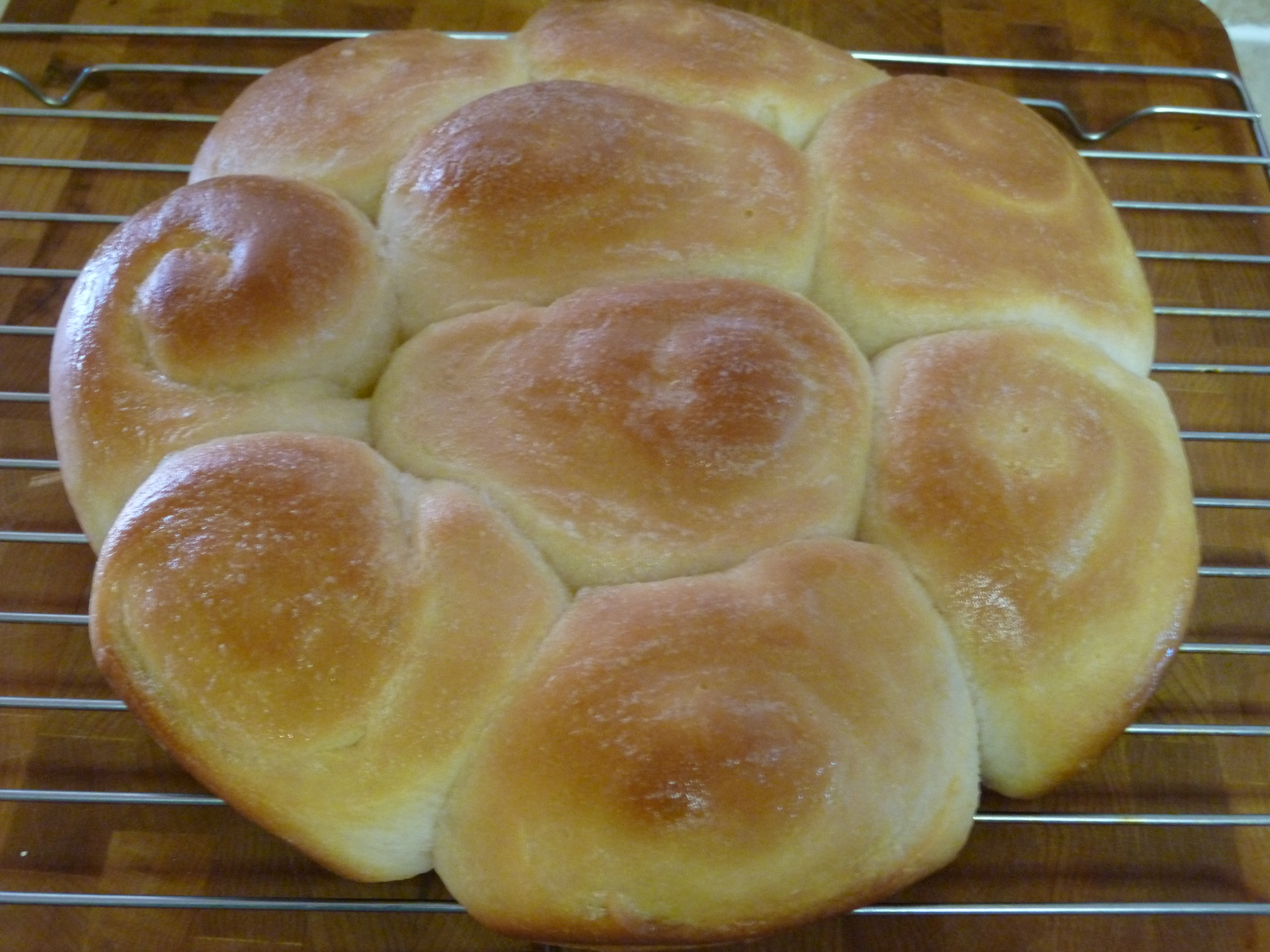 Thanksgiving Dinner Roll  Easy Amish Dinner Rolls For Thanksgiving and Cranberry