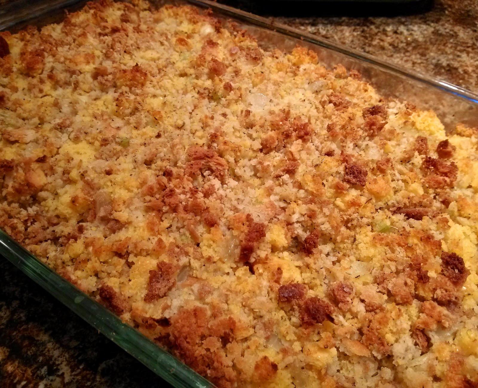 Thanksgiving Dressing Recipe Cornbread  South Your Mouth Southern Thanksgiving Recipes