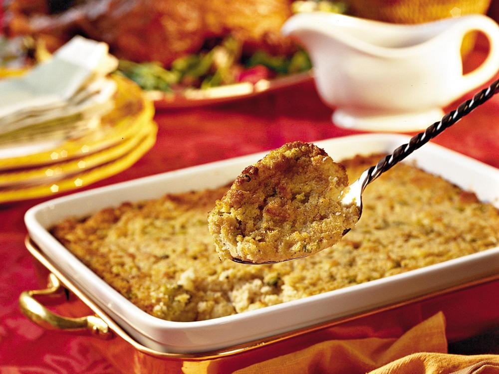 Thanksgiving Dressing Recipe Cornbread  Cornbread Dressing Recipe