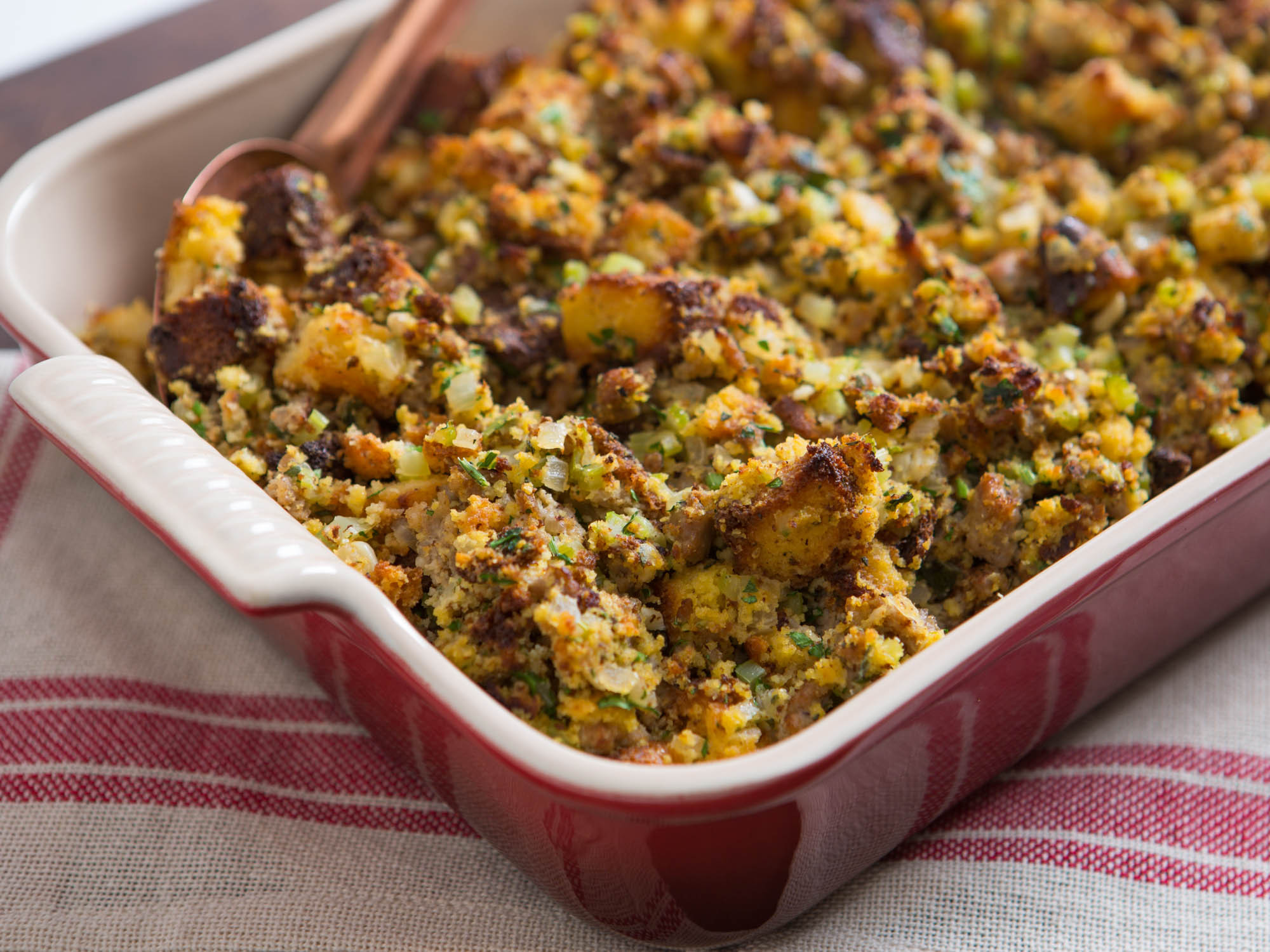 Thanksgiving Dressing Recipe Cornbread  Want the Best Thanksgiving Stuffing Consider the Oyster