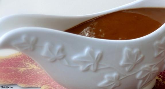 Thanksgiving Gravy Boat  Make Ahead Turkey Thanksgiving Gravy