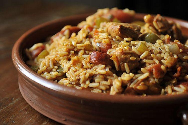 Thanksgiving Leftovers Recipes  Thankful For Leftover Turkey Jambalaya Recipe on Food52