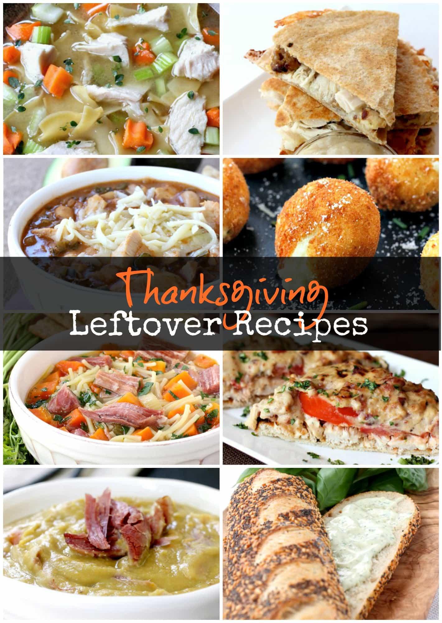 Thanksgiving Leftovers Recipes  Thanksgiving Leftover Recipes Mantitlement