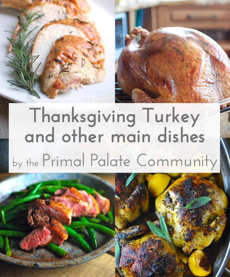 Thanksgiving Main Dishes  Sangria from Make It Paleo 2 Primal Palate