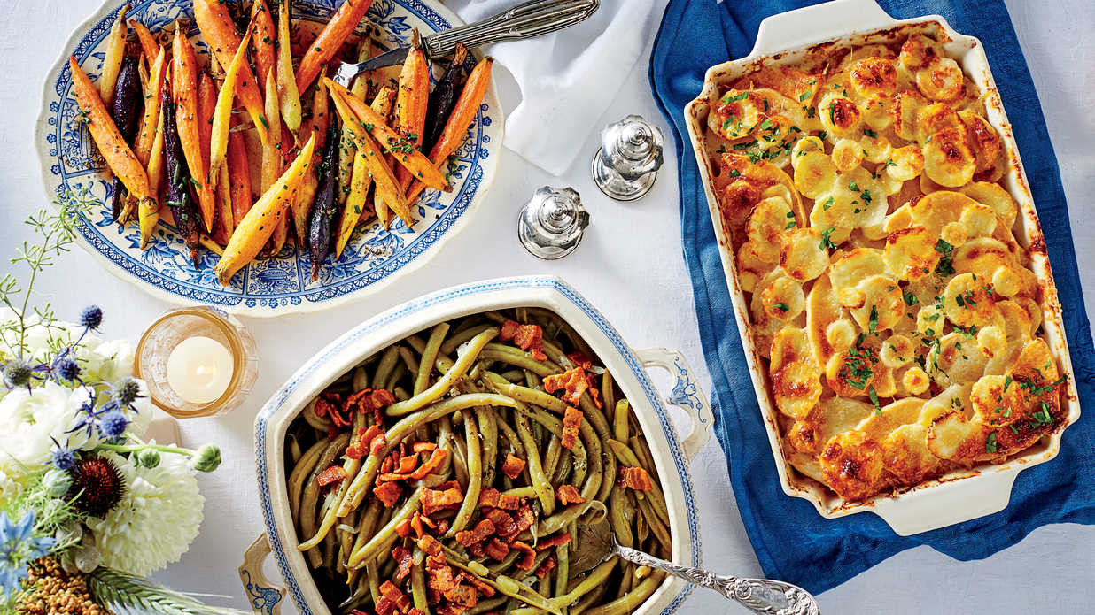 Thanksgiving Main Dishes  Best Thanksgiving Side Dish Recipes Southern Living