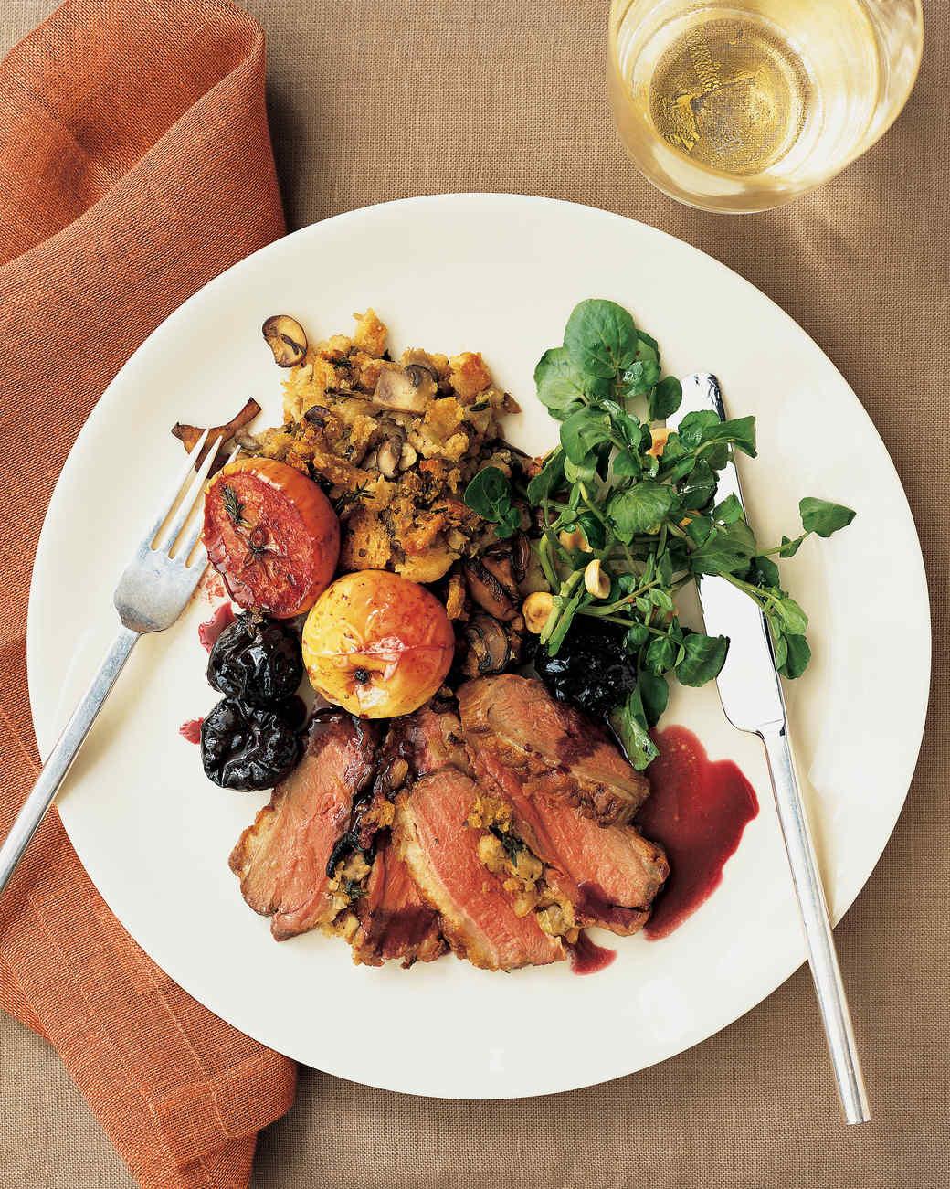 Thanksgiving Main Dishes  Beyond Turkey Thanksgiving Main Dishes