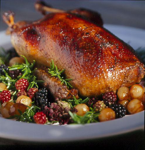 Thanksgiving Main Dishes  Our Best Thanksgiving Recipes Glazed Long Island Duck