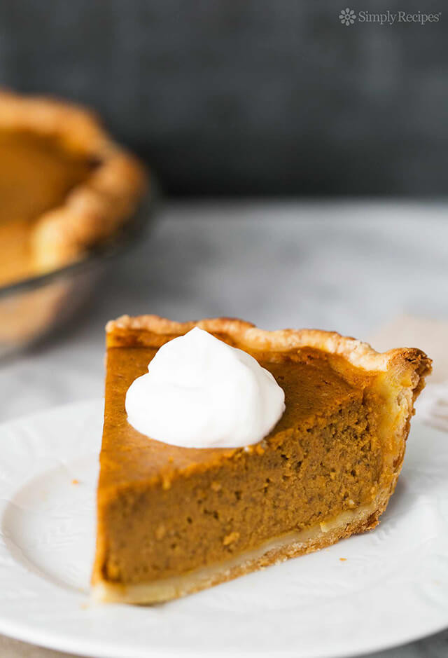 Thanksgiving Pumpkin Pie Recipe  20 Tried and True Best Thanksgiving Recipes