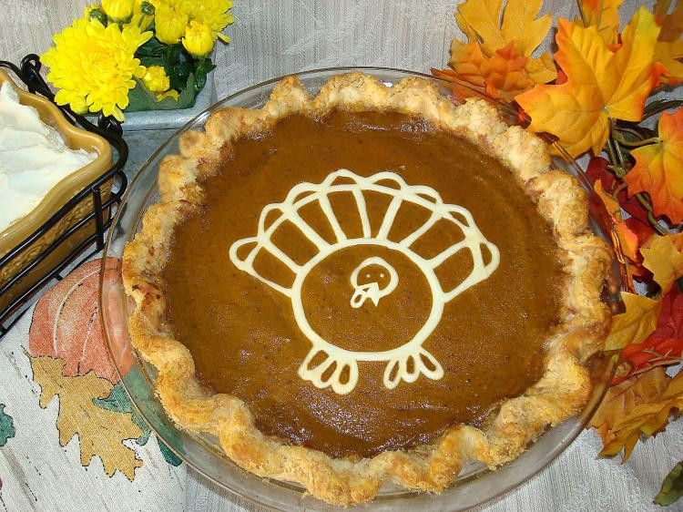 Thanksgiving Pumpkin Pie Recipe  Thanksgiving Wallpapers June 2010