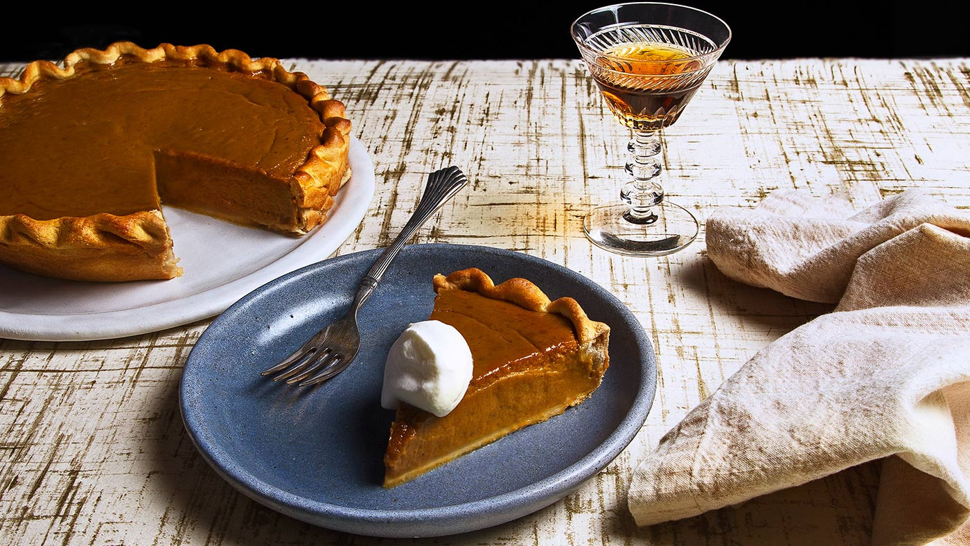 Thanksgiving Pumpkin Pie Recipe  Recipe Classic Pumpkin Pie