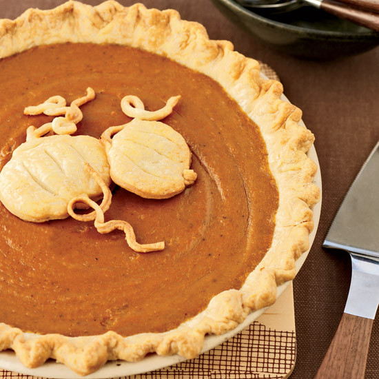 Thanksgiving Pumpkin Pie Recipe  34 Show Stopping Thanksgiving Pies and Tarts