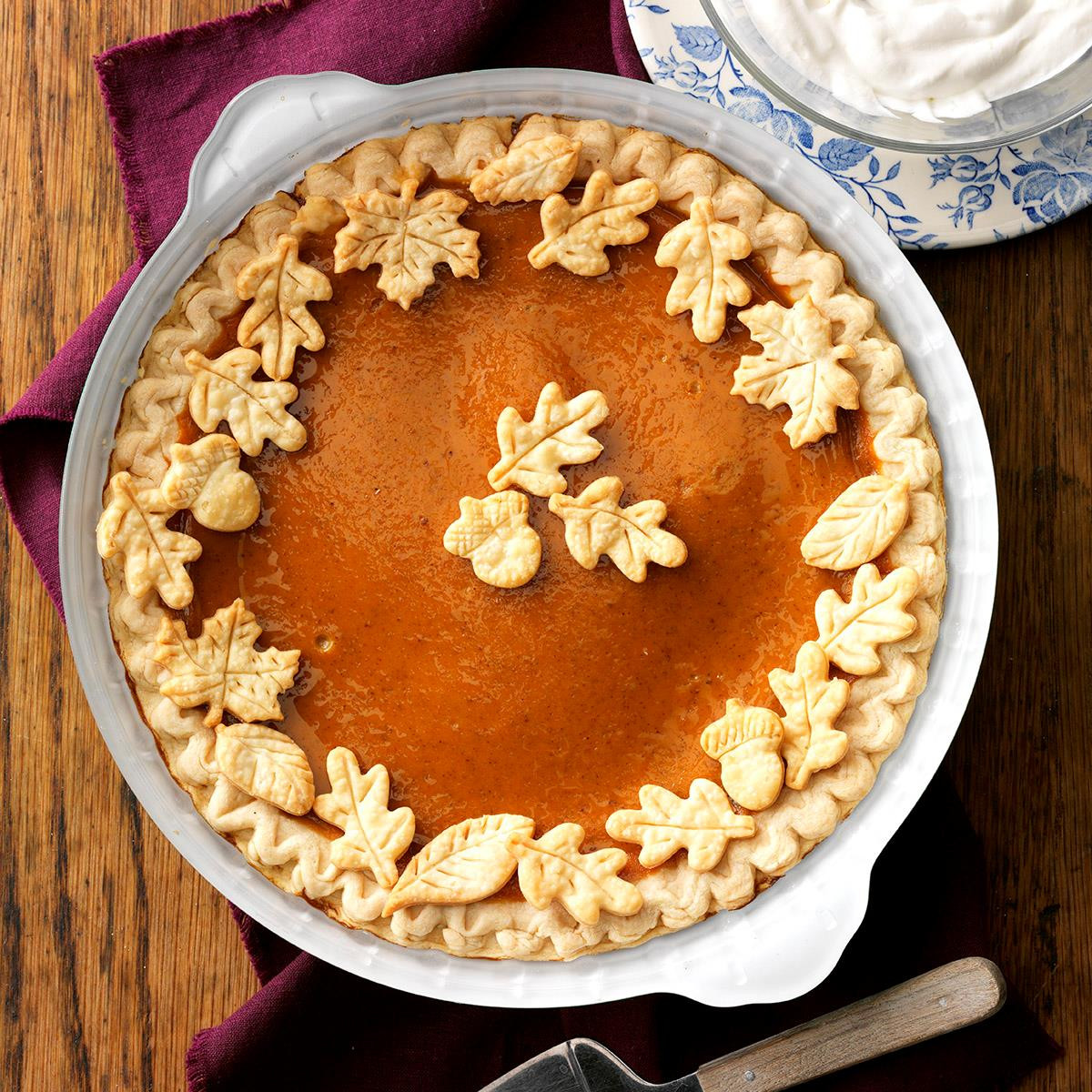 Thanksgiving Pumpkin Recipes  25 Pumpkin Pie Recipes to Try This Year