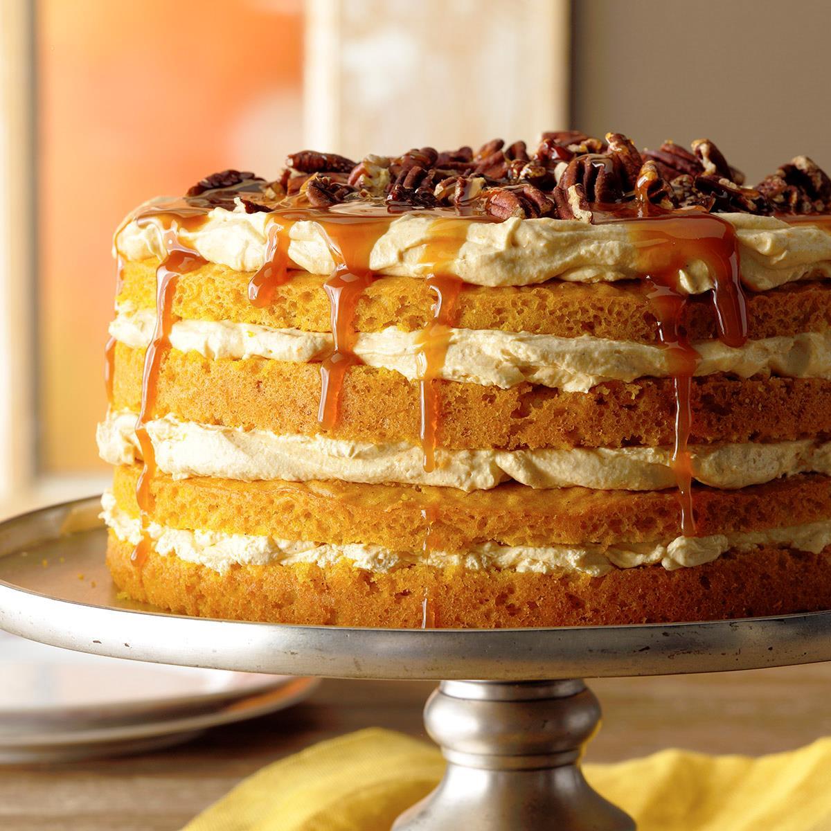 Thanksgiving Pumpkin Recipes  Impressive Thanksgiving Desserts You Gotta Try This Year