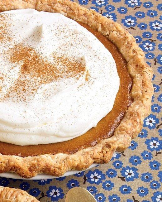Thanksgiving Pumpkin Recipes  Easy Pumpkin Cream Pie Recipe
