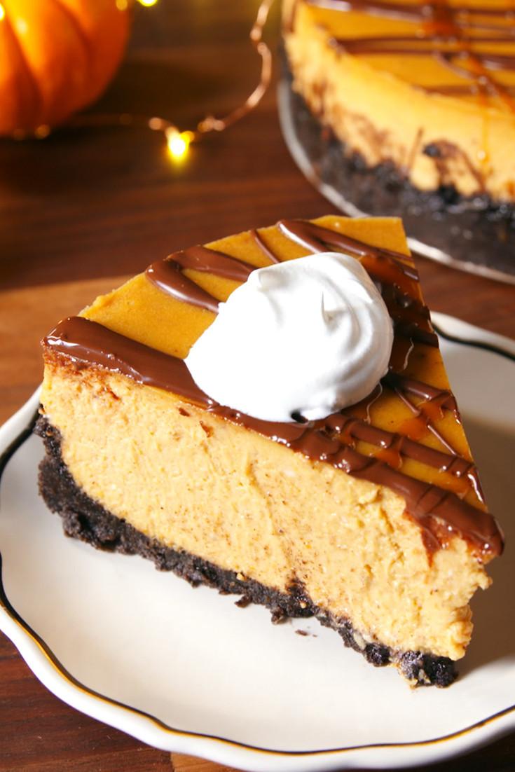 Thanksgiving Pumpkin Recipes  100 Easy Thanksgiving Desserts Pie Recipes for