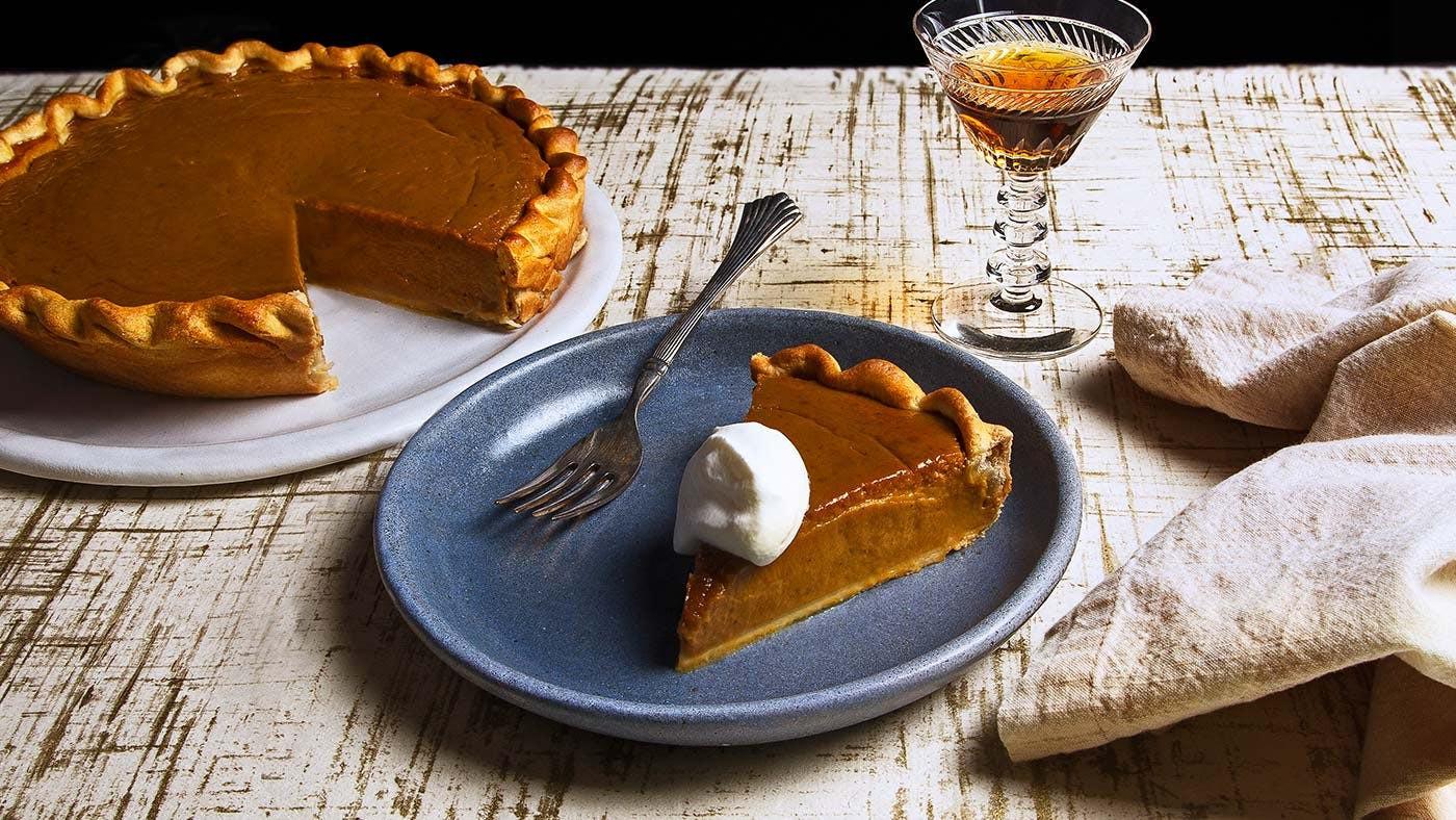 Thanksgiving Pumpkin Recipes  Recipe Classic Pumpkin Pie