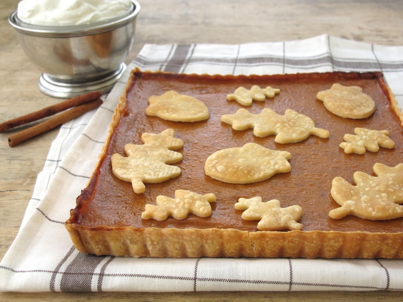 Thanksgiving Pumpkin Recipes  Jenny Steffens Hobick Pumpkin Cream Tart