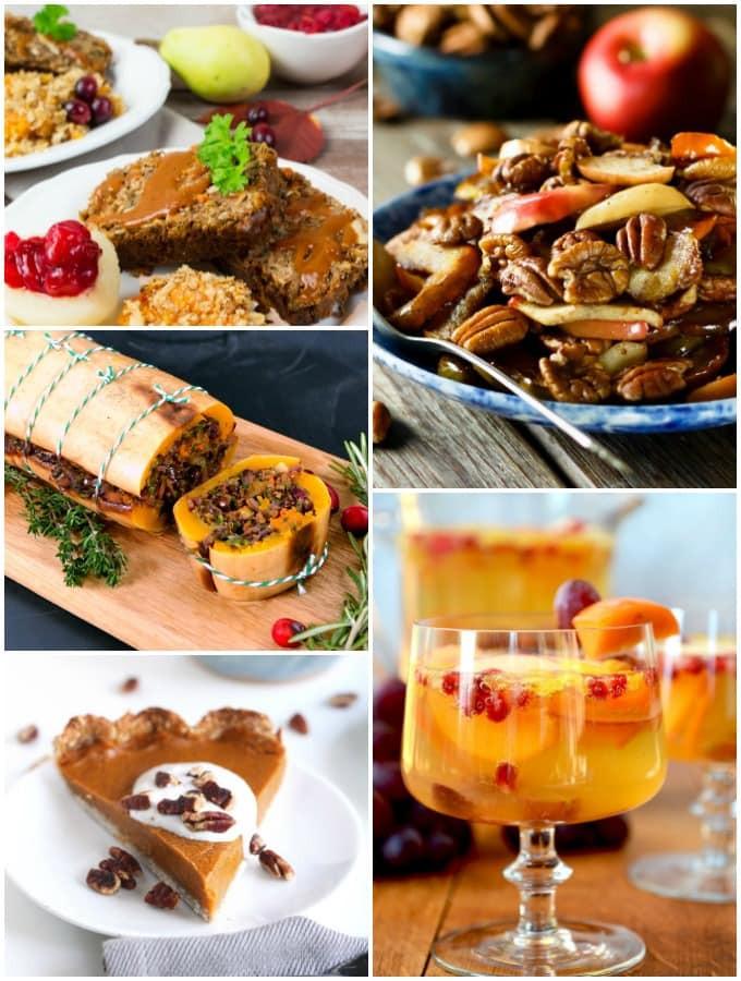 Thanksgiving Recipes Vegan  28 Vegan Thanksgiving Recipes Vegan Heaven