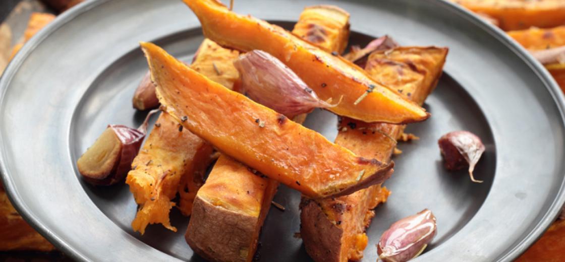 Thanksgiving Roasted Sweet Potatoes  K J Thanksgiving Roasted Sweet Potatoes
