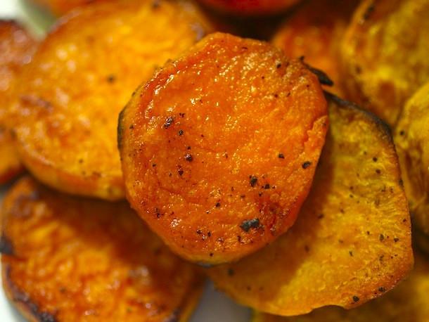 Thanksgiving Roasted Sweet Potatoes  Thanksgiving Sides Sweet Potatoes