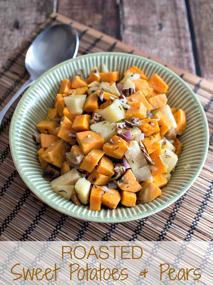 Thanksgiving Roasted Sweet Potatoes  14 Sweet Potato Side Dish Recipes