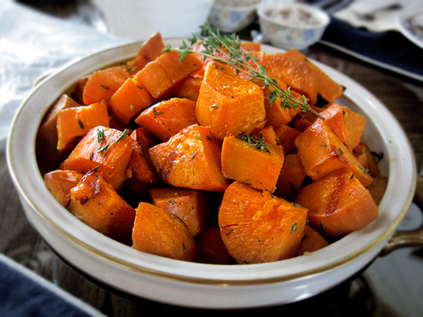 Thanksgiving Roasted Sweet Potatoes  What Your Favorite Thanksgiving Food Says About You