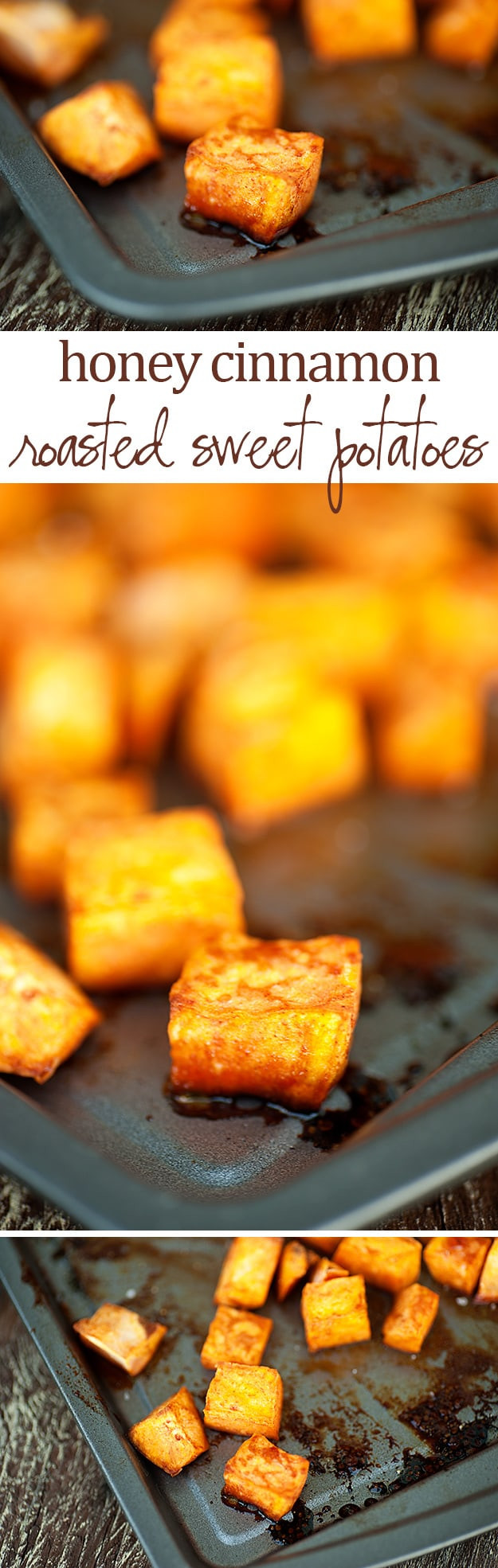 Thanksgiving Roasted Sweet Potatoes  Roasted Sweet Potatoes With Honey and Cinnamon