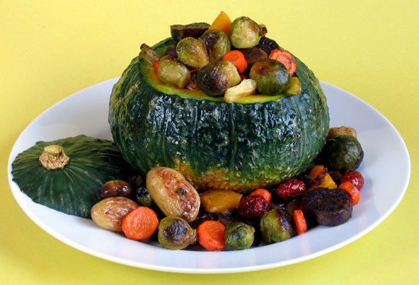 Thanksgiving Roasted Vegetable Side Dishes  thanksgiving roasted ve able side dishes