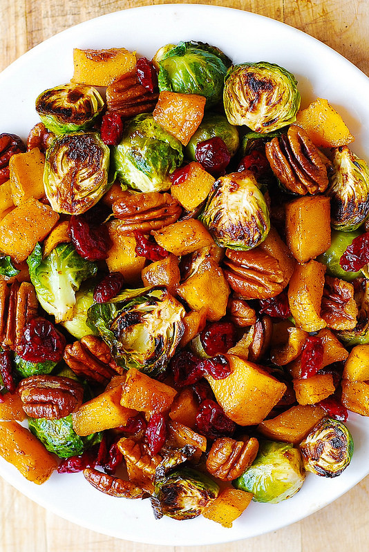 Thanksgiving Roasted Vegetable Side Dishes  Thanksgiving Side Dishes The Idea Room