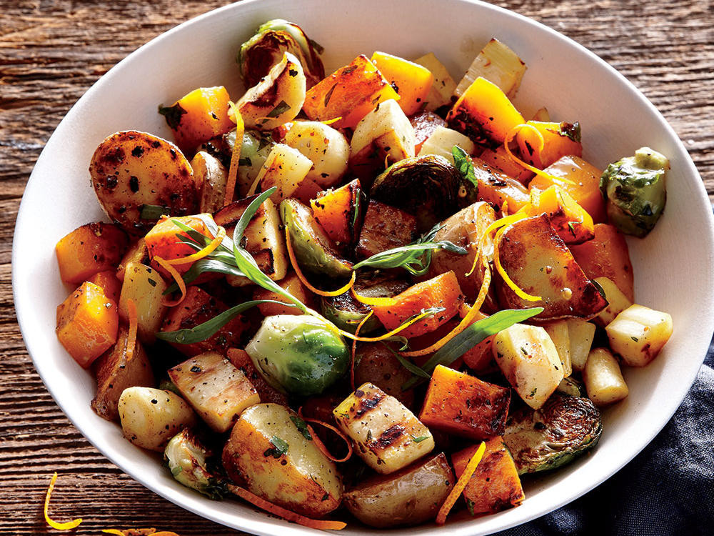 Thanksgiving Roasted Vegetable Side Dishes  105 Best Thanksgiving Side Dishes Cooking Light