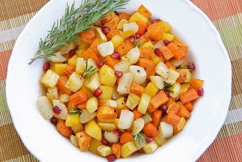 Thanksgiving Roasted Vegetable Side Dishes  Food Blogga Thanksgiving Side Dish Recipe Roasted Root