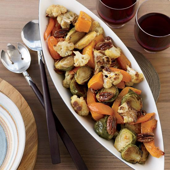 Thanksgiving Roasted Vegetable Side Dishes  Thanksgiving Ve able Side Dishes