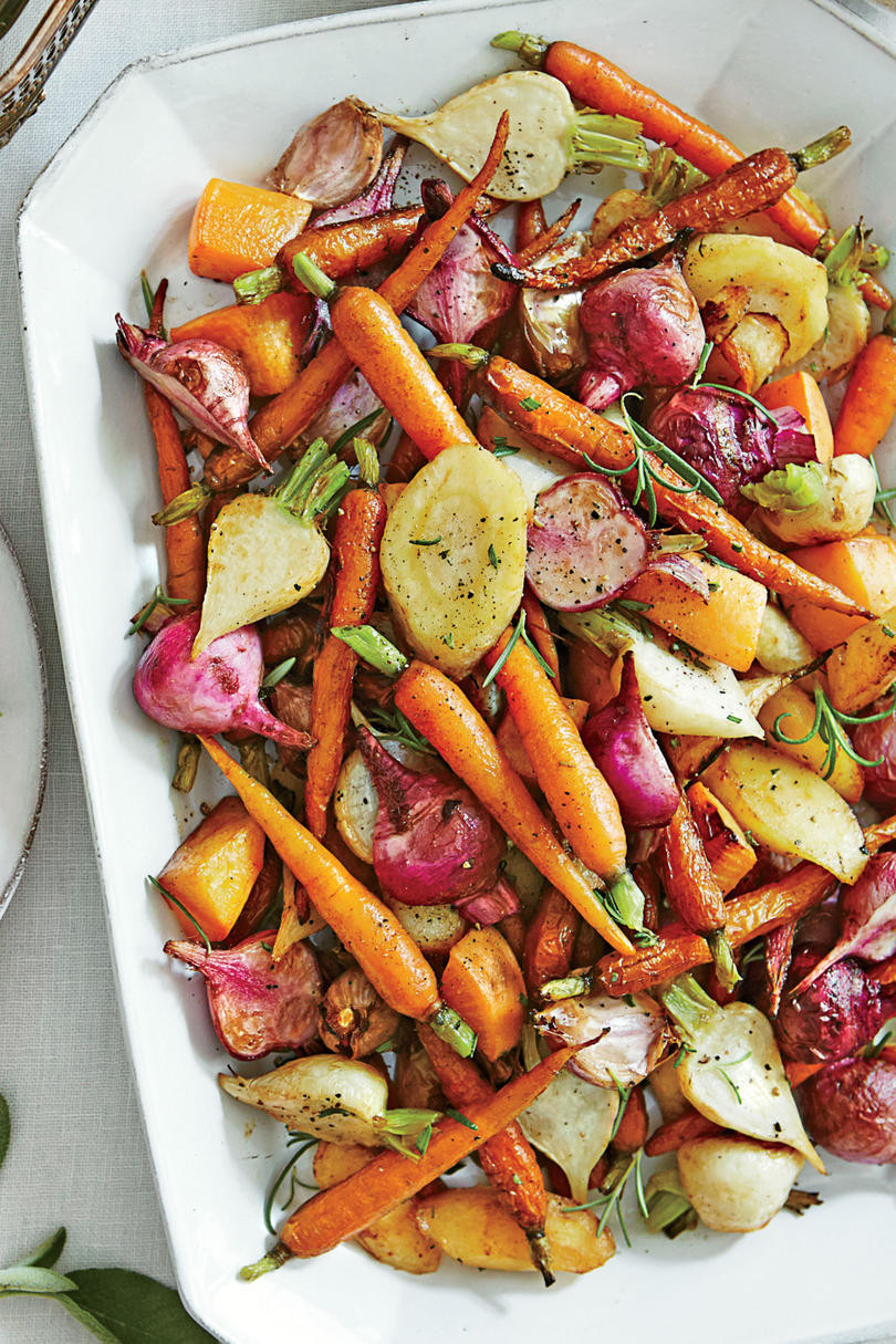 Thanksgiving Roasted Vegetable Side Dishes  Our Favorite Thanksgiving Ve able Side Dishes Southern