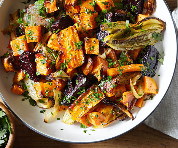 Thanksgiving Roasted Vegetable Side Dishes  32 Thanksgiving Ve able Side Dish Recipes