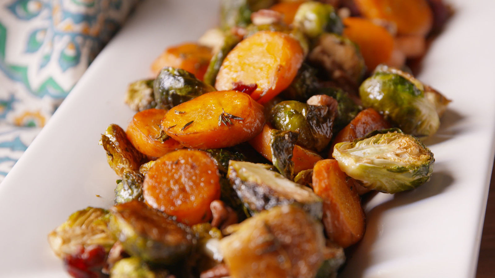 Thanksgiving Roasted Vegetable Side Dishes  A Definitive Ranking The Thanksgiving Foods Served