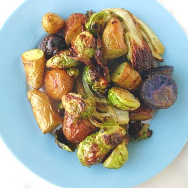 Thanksgiving Roasted Vegetables  Ina Garten's Thanksgiving Oven Roasted Ve ables