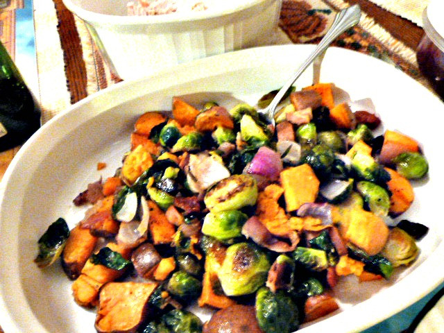 Thanksgiving Roasted Vegetables  Baking and Cooking A Tale of Two Loves Roasted