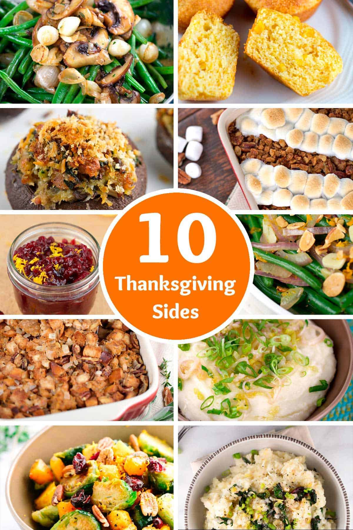 Thanksgiving Side Dishes Easy  10 Easy to Make Thanksgiving Side Dishes Jessica Gavin