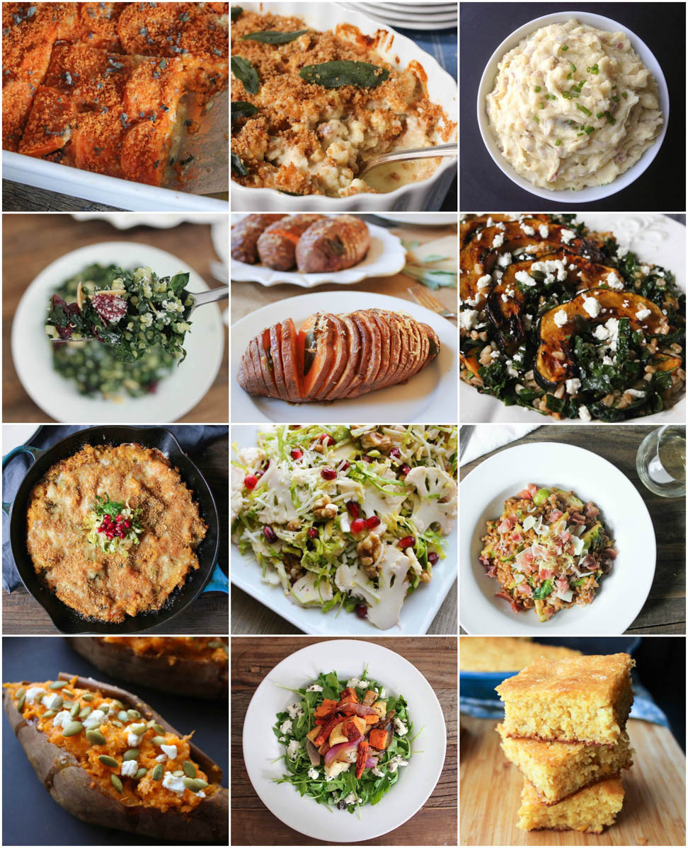 Thanksgiving Side Dishes Easy  12 Show Stopping Thanksgiving Sides Domesticate ME