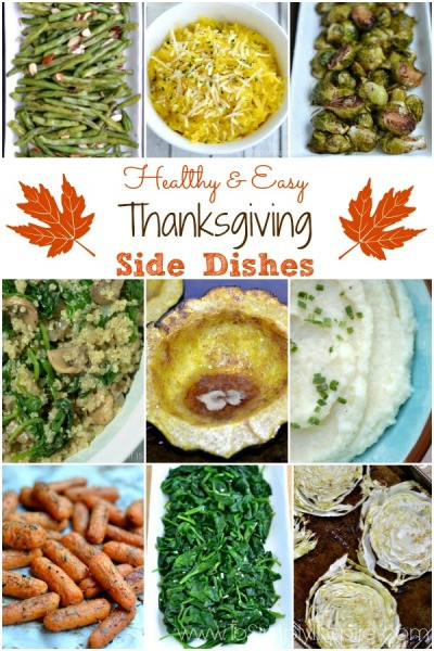 Thanksgiving Side Dishes Easy  Simple Recipes Archives Page 8 of 30 To Simply Inspire