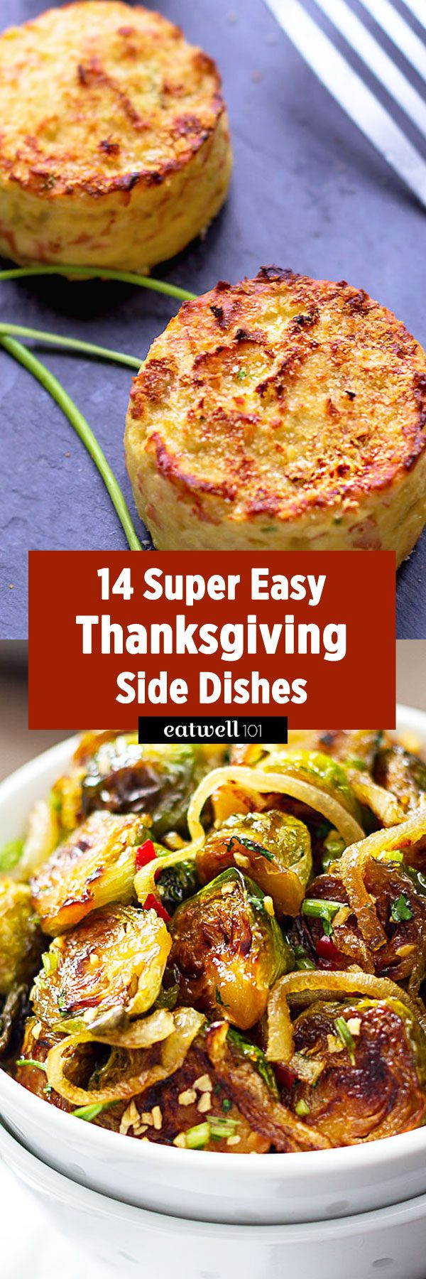 Thanksgiving Side Dishes Easy  Up Your Thanksgiving With These Super Easy Side Dishes