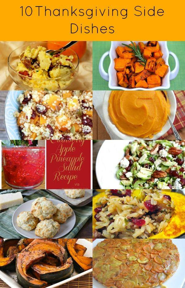 Thanksgiving Side Dishes Easy  Easy Thanksgiving Side Dish Recipes that are Easy to Make