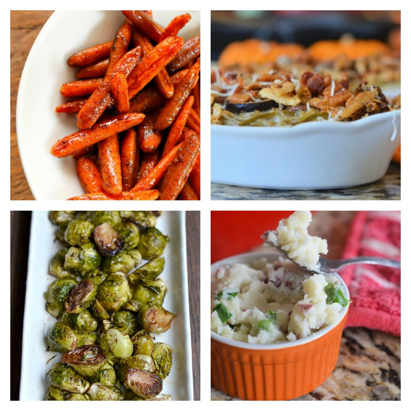 Thanksgiving Side Dishes Ideas  15 Thanksgiving Side Dish Ideas